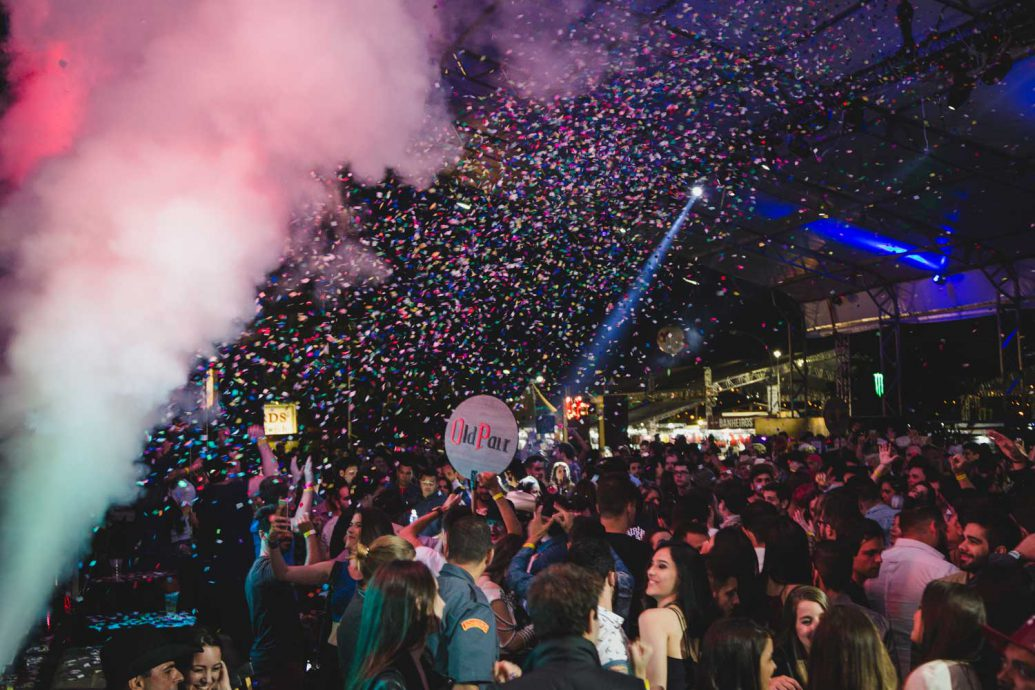 Foto de evento realizado por Faro Eventos